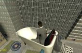 Comment construire une baignoire volante gmod