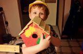 Construire et peindre un birdhouse
