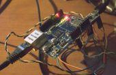 Affichage des données sur un site Web - Pot électronique [Arduino Nano + Ethernet Shield]