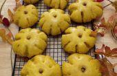 Petits pains de citrouilles