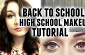 Retour à l'école maquillage Tutorial