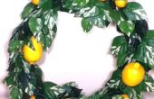 Couronne de citron simple