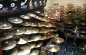 Comment polonais et cymbales propre
