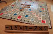 Numéro de Scrabble - le jeu (aka: Math Scrabble)