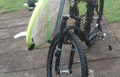 Le démontable tube PVC vélo surfrack