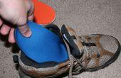 Comment dimensionner et couper les semelles intérieures de chaussures