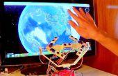 La souris 3D sans contact (capteur de Position 3D interactif)