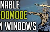Comment activer le GodMode sous Windows 7/8/10