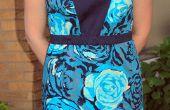 Comment faire une robe de dessus-entaille