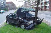 Que faire lors d'un accident de voiture