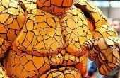 Comment faire un costume de quatre « Thing » fantastique