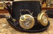 Facile Steampunk Top Hat