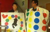 Costume de Twister pour 2