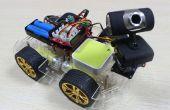 Puce WIFI Video voiture (contrôle de l'Arduino)