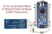 Plus simple Bluetooth 4.0 BLE & Arduino pour $7