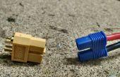 Souder un connecteur de fil épais