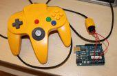 Utiliser un Arduino avec un contrôleur de N64