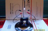 LED HELPING HANDS (base de moniteur lcd)