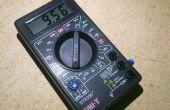 Construire le thermomètre numérique plus simple !
