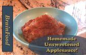 Compote de pommes facile ingrédients 5