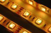 Lumières de LED Multicolor réactive de musique
