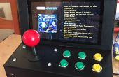 Machine de jeu d'Arcade Retropie