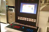 2-Player Vewlix inspiré Arcade Cabinet utilisant Raspberry Pi 2