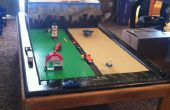Table de jeu de LEGO avec stockage de vieille Table basse et tiroir.