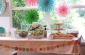 Idées de décoration de mariage bricolage