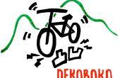 Dekoboko : Qualité de la route de mesure avec des vélos
