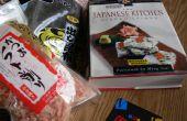 Dashi - poisson japonais et varech Stock