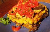 Recette facile de Vegan pour Paella aux Aubergines