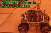 Intel Edison et plateforme robotique de Ridemakerz Chassis RC
