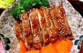 Comment faire de poulet de sauce de soja chinoise