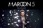 Comment jouer « Sucre » de Maroon 5 sur guitare