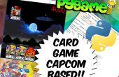 Capcom basé jeu de cartes en Python