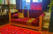 Le canapé-lit impossible