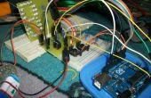 Arduino - Theremin avec affichage à 7 segments LED