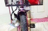 Convertir les vieux phare dynamo à LED vélo Light