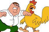 Family Guy automates