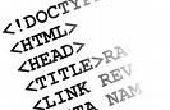 Faites vos propres sites Web - HTML de base (partie 1)