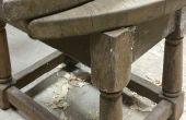 Comment faire pour restaurer des meubles anciens
