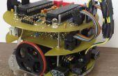 Conseil d'administration de Micromouse(mobile robot) IR distance capteur + conseils