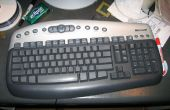 Rapide et sale Das Keyboard (clavier vierge)