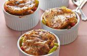 Recette de tarte au poulet Pot (poids Watchers)
