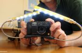 Créer une plate-forme éclairage de Macro pour caméras compactes