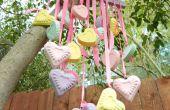 Carillon de vent Candy Hearts