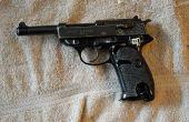 Assembler un Walther P38 ou P1 d'un kit châssis et pièces