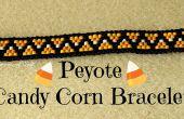 Candy Corn perles Bracelet ¦ le coin de Craft