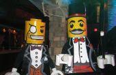 Homme de Lego Lego Costume - figurines - magicien et Lego Sir